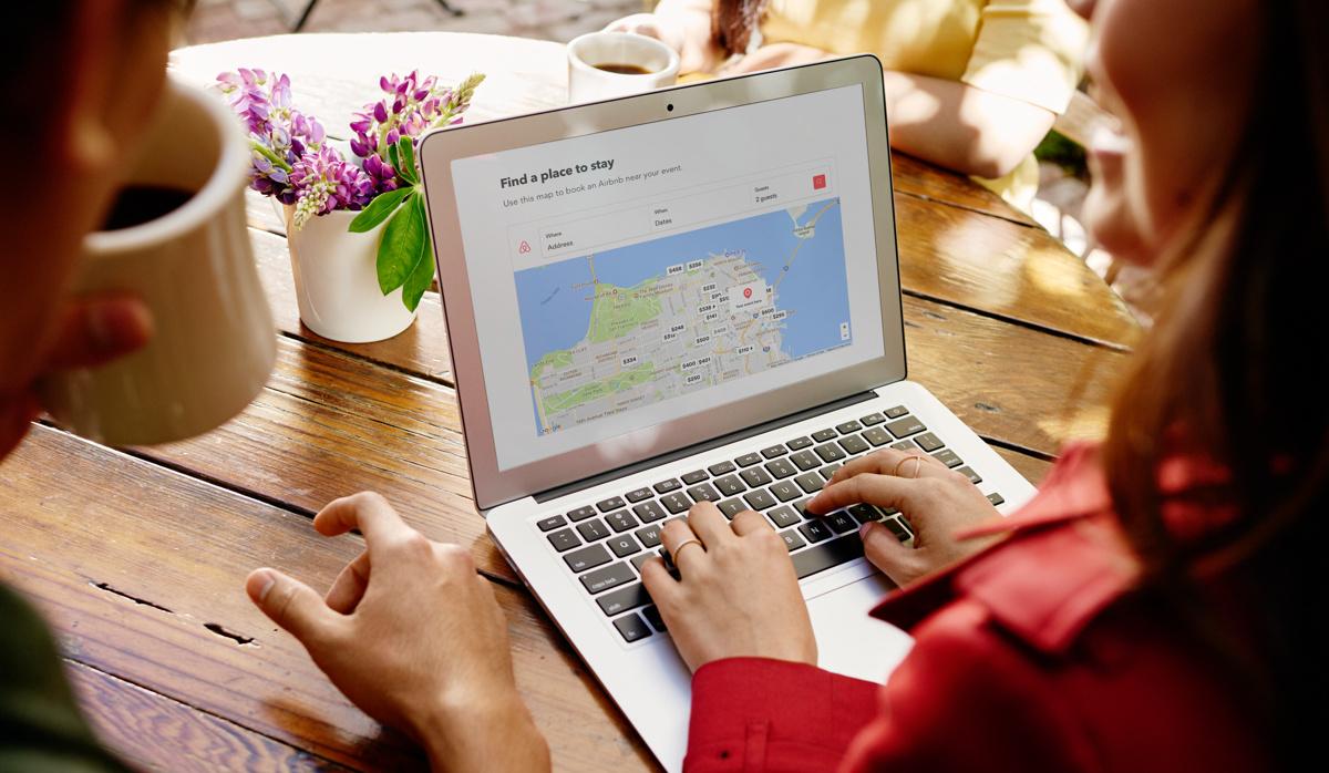 Hoe Werkt Airbnb : Airbnb voor evenementen toon beschikbare woningen in de buurt